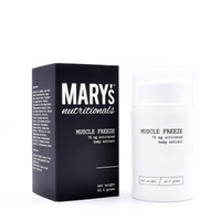 MARY'S NUTRITIONALS - SMALL MUSCLE FREEZE