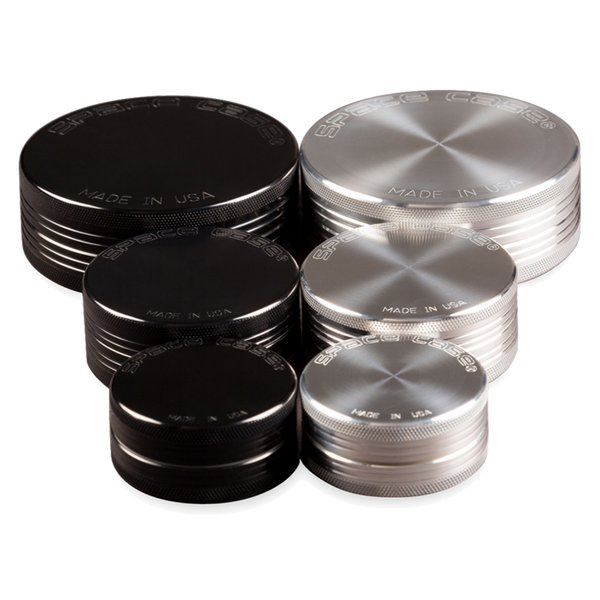 SPACE CASE 2 PIECE GRINDERS 2.5 (63mm)