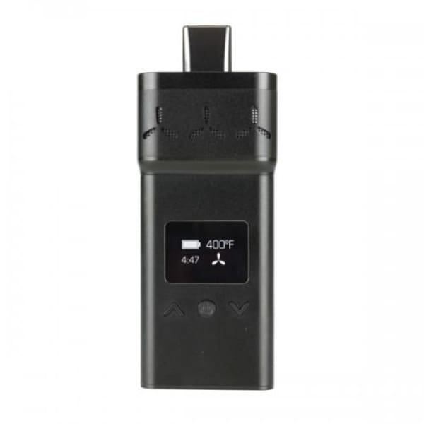 Airvape X Vaporizer- Get 45$ discount with code: airvapex (Lifetime Warranty) - Black - Portable vaporizers