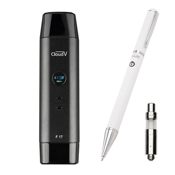 Vape Pen with F17 Dry Herb Vape