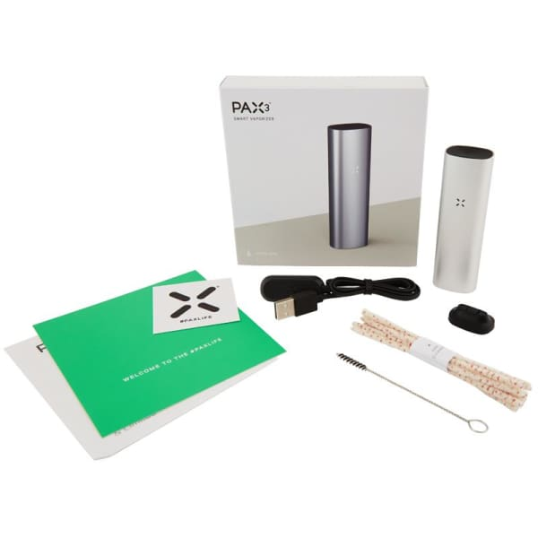 PAX 3 BASIC KIT - Portable vaporizers