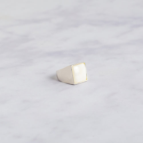 Gin Ring I Mother of Pearl