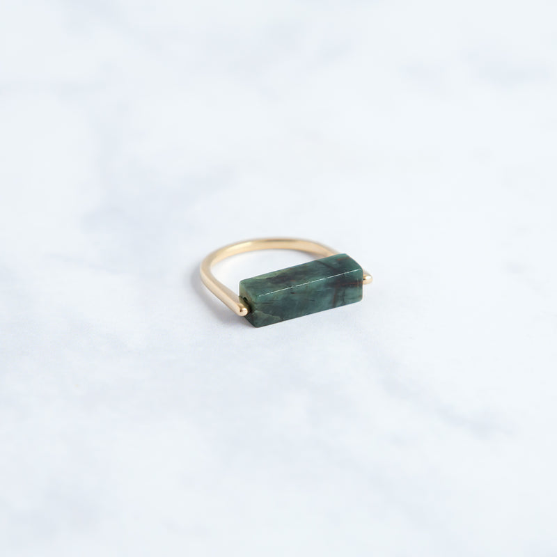 Rosa Ring | Gold Vermeil