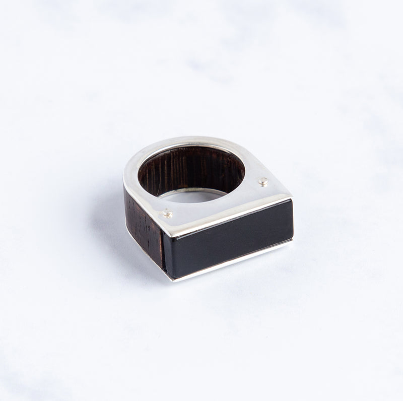 Forest Ring | Obsidian