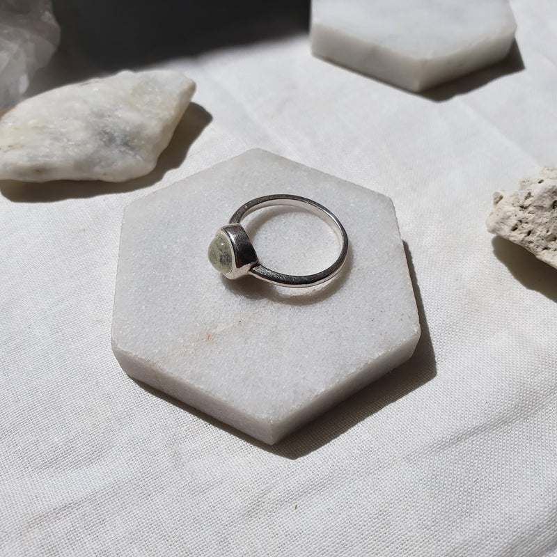 Maria Ring I Clear Quartz