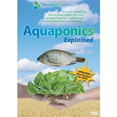 Aquaponics Explained DVD