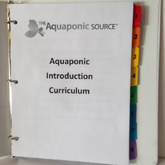 Aquaponics Introduction Curriculum