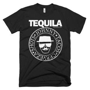 Ramones X Johnny Tequila - Short-Sleeve T-Shirt