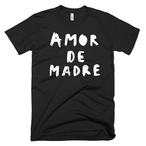 Amor De Madre - Black - Short-Sleeve T-Shirt