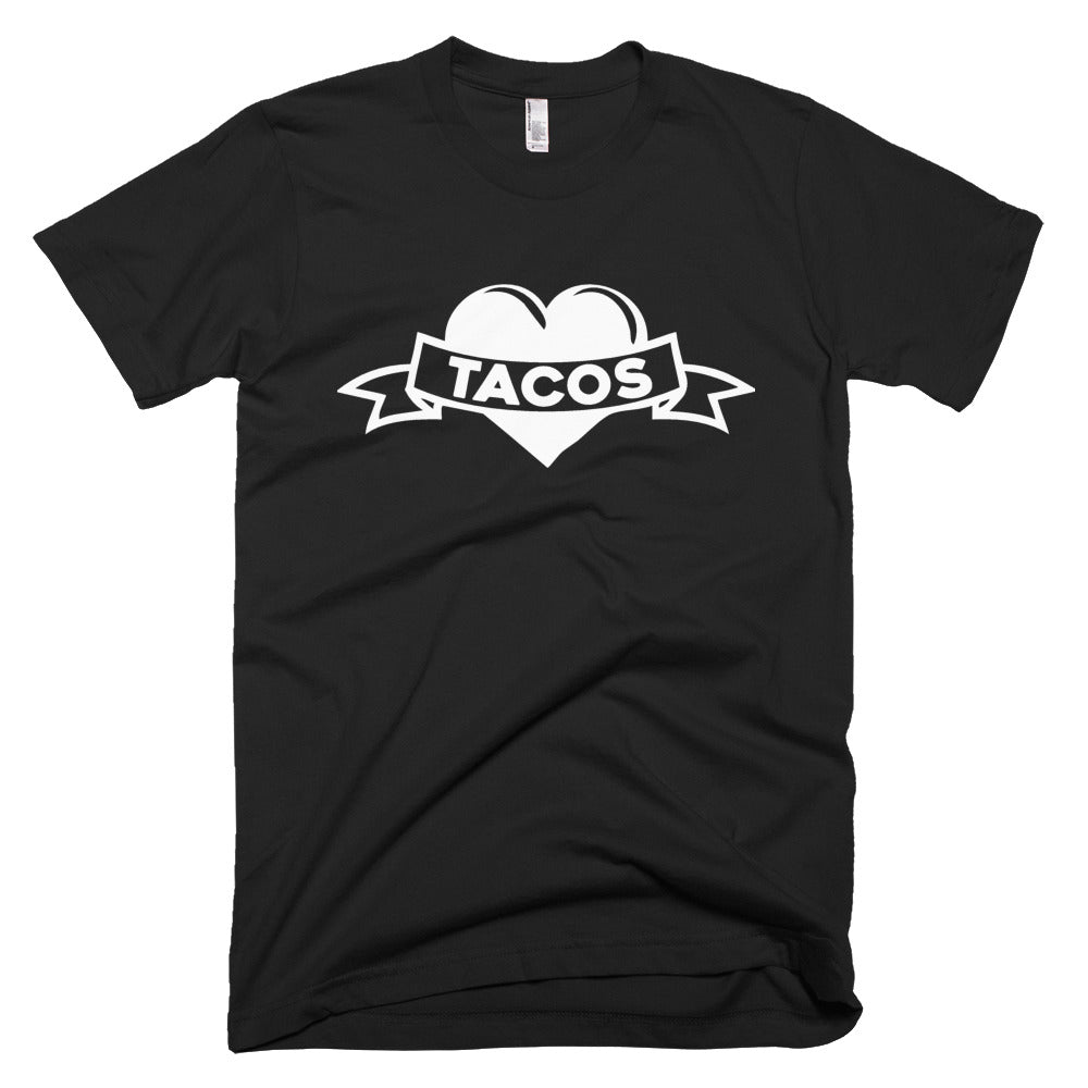 I Heart Tacos - Short-Sleeve T-Shirt