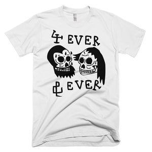 4 Ever & Ever - White - Short-Sleeve T-Shirt