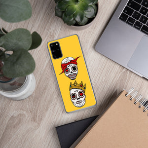 East West JT Sugar Skull Samsung Case