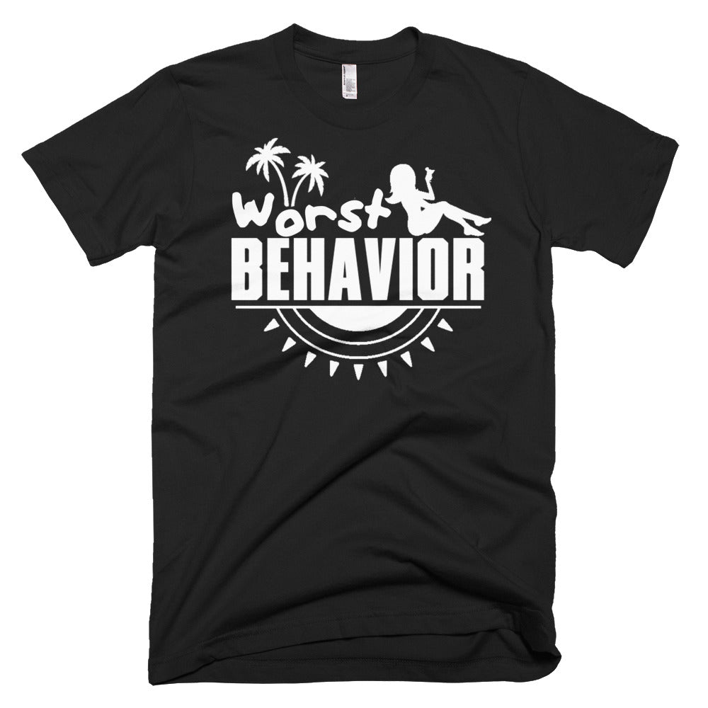 Worst Behavior - Vacation Mode - Short-Sleeve T-Shirt