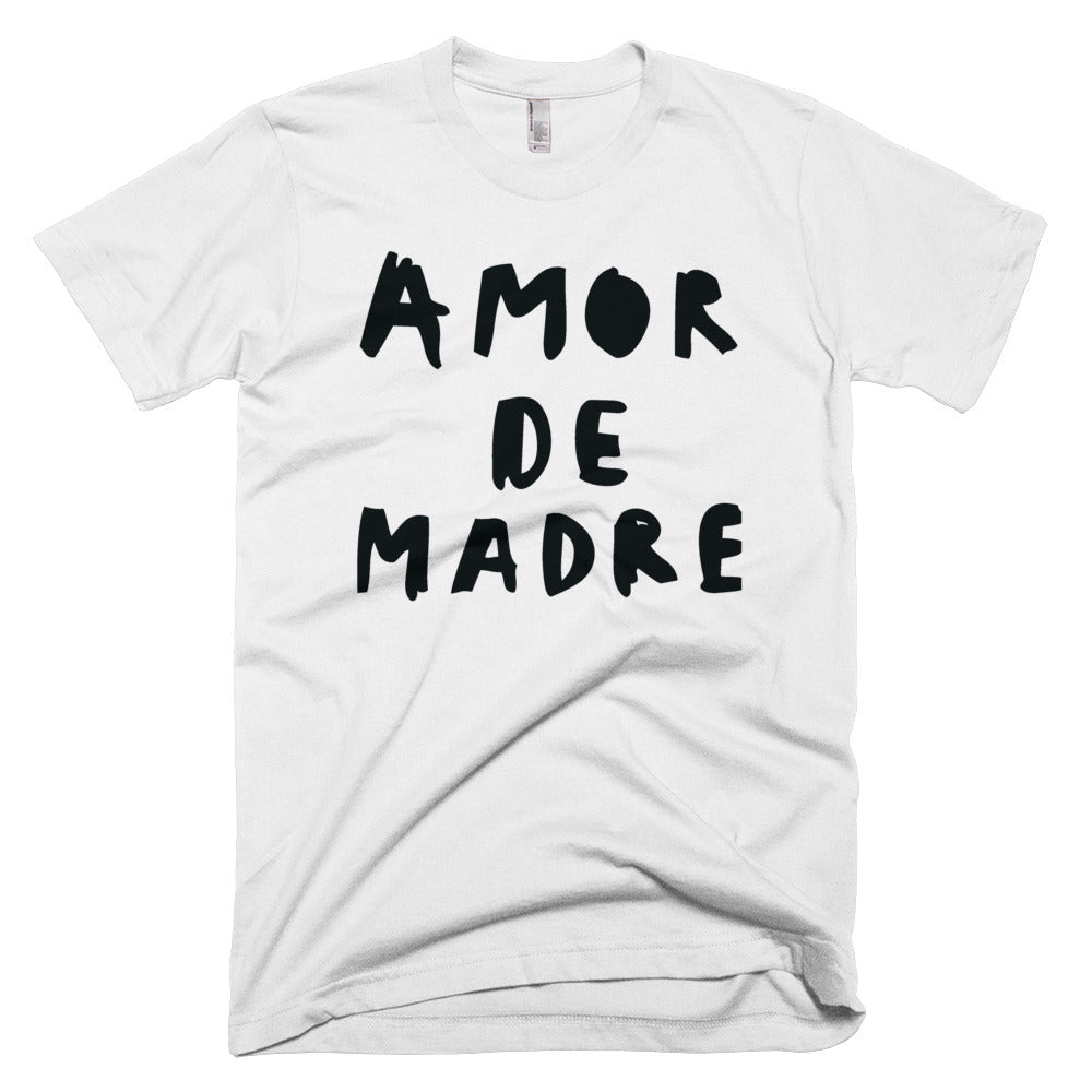Amor De Madre # 2 - White - Short-Sleeve T-Shirt