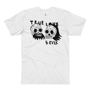True Love 4 Ever # 1 - Unisex Fine Jersey Tall T-Shirt