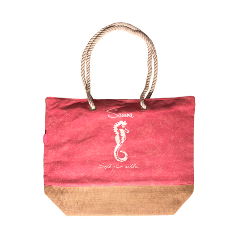 Beach Bag (Rot)