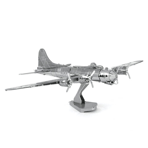 B17 Flying Fortress - Metal Earth Steel Model Kit