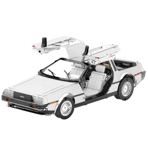 DeLorean - Metal Earth Steel Model Kit