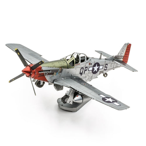 P-51D Mustang Sweet Arlene - Metal Earth Steel Model Kit