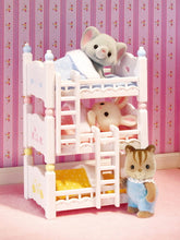 Triple Baby Bunk Beds