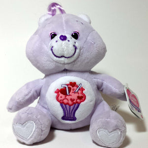 "Care Bears Share Bear 6"" Plush 35 Years Of Caring Edition"