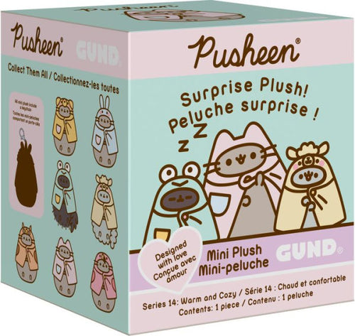 Pusheen Blind Box Series 14: Warm and Cozy