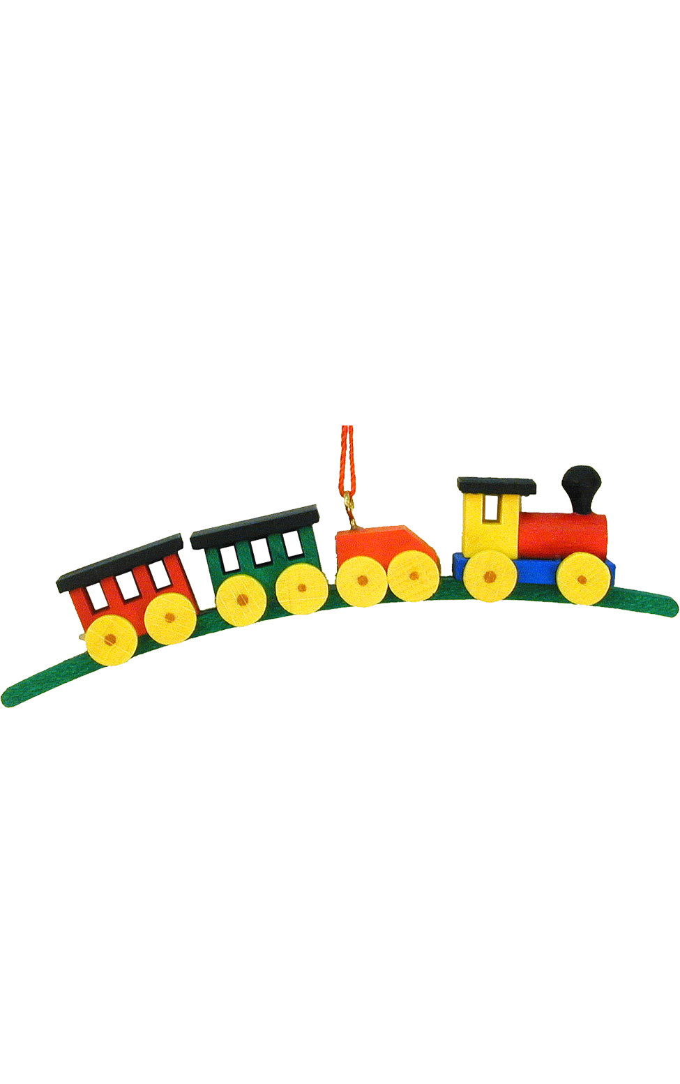 Christian Ulbricht Ornament - Train Medium Size