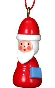 "Christian Ulbricht Ornament - Santa - 1.5""H"