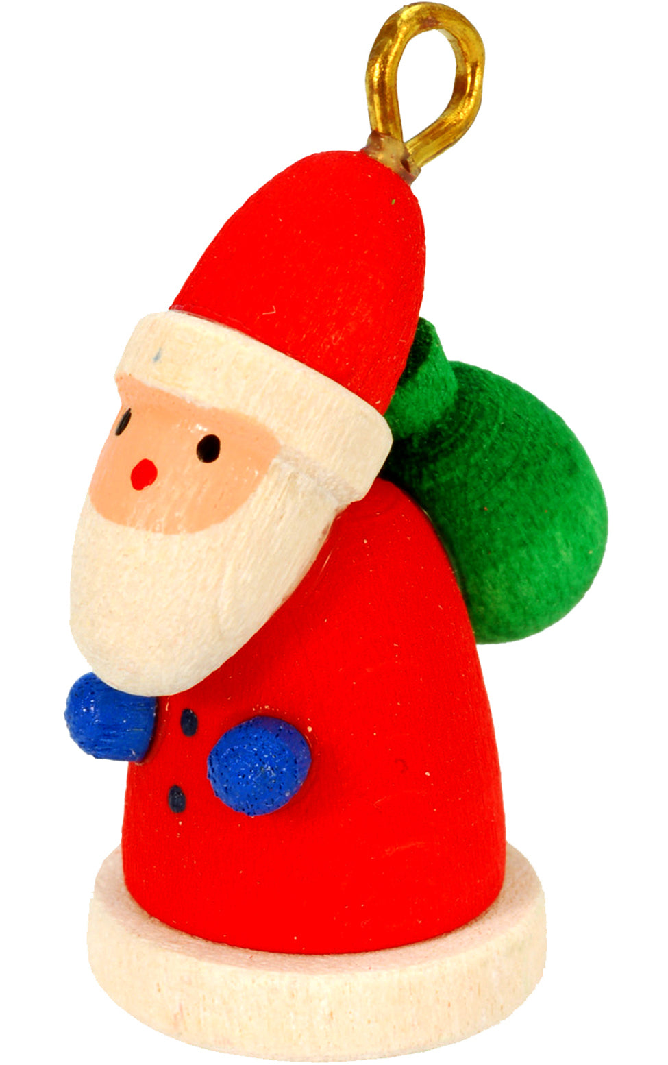 Christian Ulbricht Ornament - Santa - 1