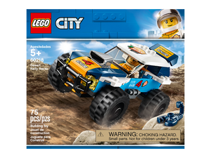 60218 LEGO City Desert Rally Racer