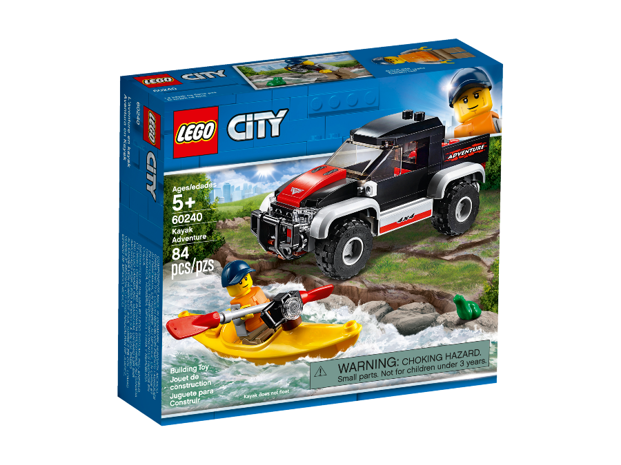 60240 LEGO City Kayak Adventure