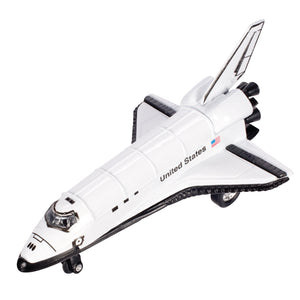 5″ Pull-Back Space Shuttle