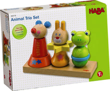 Animal Trio Set