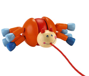 Webby Walker Pull Toy