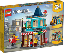 31105 LEGO Creator Townhouse Toy Store