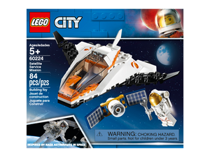 60224 LEGO City Satellite Service Mission