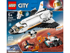 60226 LEGO City Mars Research Shuttle