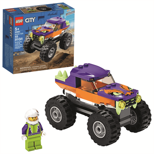60251 LEGO City Great Vehicles Monster Truck