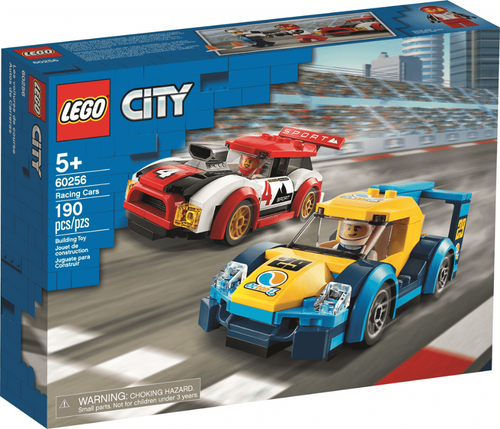 60256 LEGO City Turbo Wheels Racing Cars