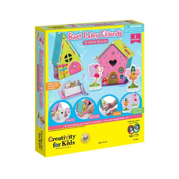 Best Fairy Friends Trinket Boxes