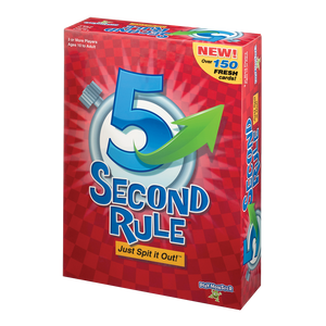 5 Second Rule - 10th Anniversary Edition
