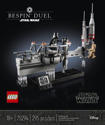 75294 Star Wars Bespin Duel