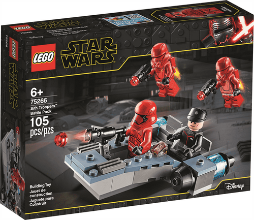 75266 LEGO Star Wars™ Sith Troopers™ Battle Pack