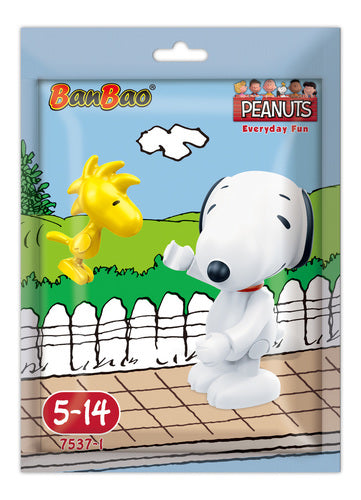 Snoopy and Woodstock - Foil Bag Mini Figure