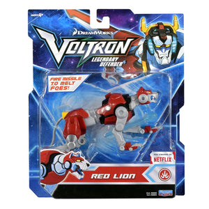 Voltron Red Lion Basic Figure