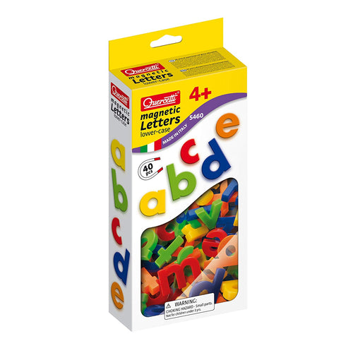Magnetic Letters - Lower Case