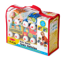 Pull-Back Vehicles - Baby and Toddler Toy