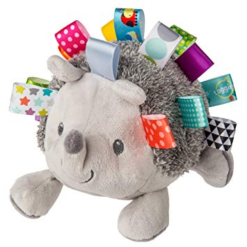 Taggies Heather Hedgehog Soft Toy – 8″