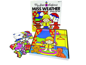 My First Colorforms® Miss Weather Dress Up Set