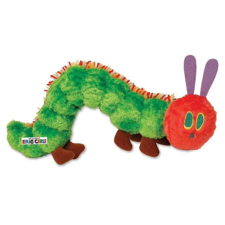 Eric Carle Very Hungry Caterpillar bean bag toy